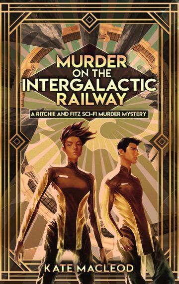 Murder on the Intergalactic Railway